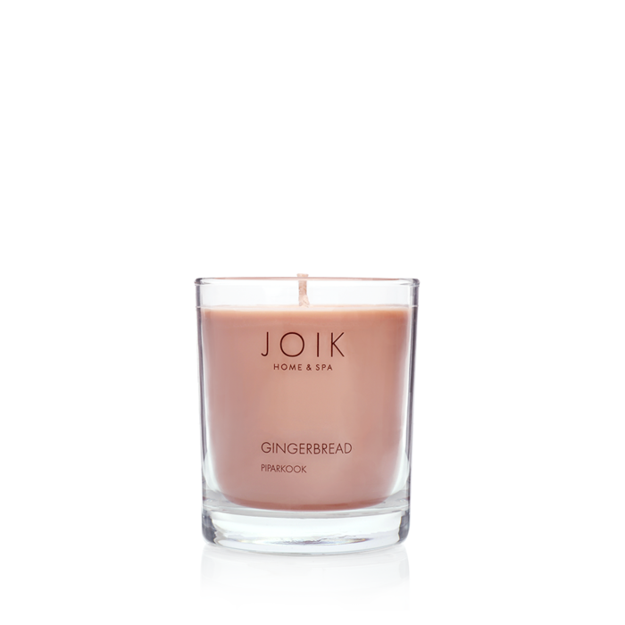 JOIK Vegan soywax scented candle Gingerbread, 145 gr.