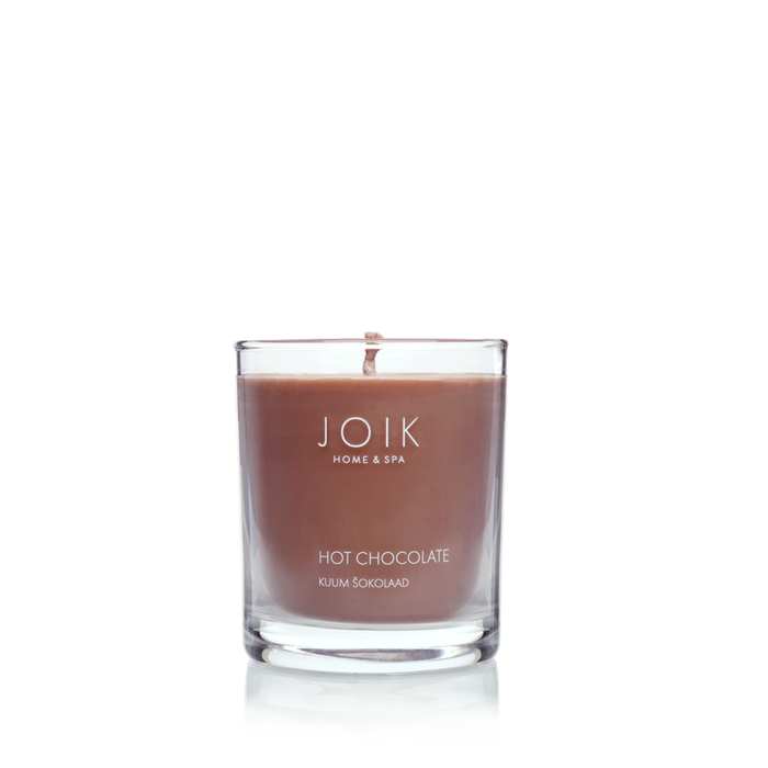 JOIK soywax scented candle Hot Chocolate, 145 gr.