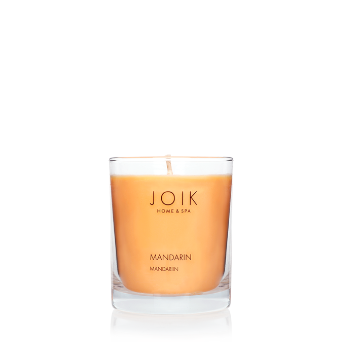 JOIK soywax scented candle Mandarin, 145 gr