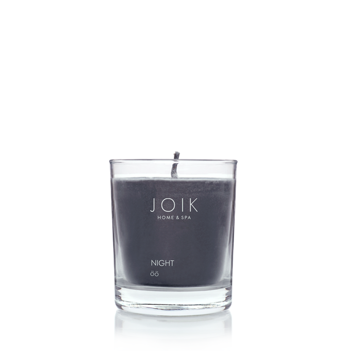 JOIK soywax scented candle Night, 145 gr.