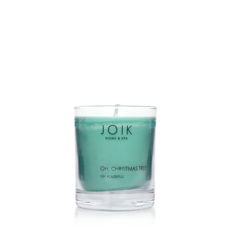 JOIK Vegan Soywax scented candle Oh Christmas tree 145 gr.