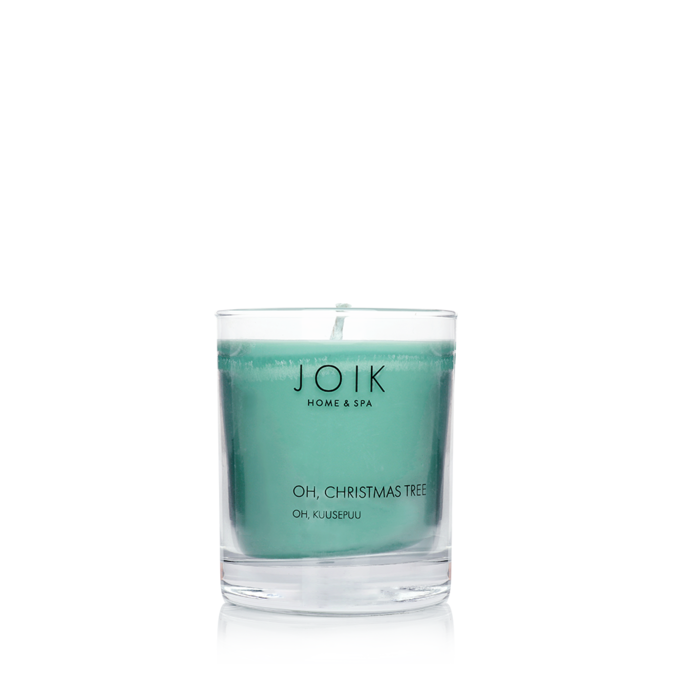 JOIK soywax scented candle Oh, Christmas tree, 145gr.