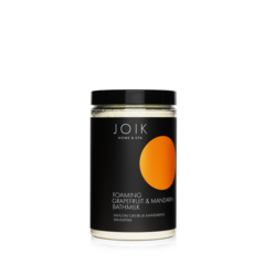 JOIK Foaming Grapefruit and Mandarin Bath Milk 400 gr.