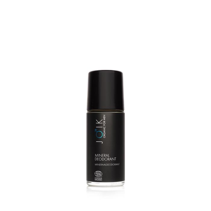 JOIK Natural Mineral Deodorant 50ml glass bottle