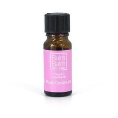 Balm Balm Rose Geranium Essential Oil 10ml