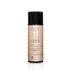 JOIK Organic Sunless Tan Body Lotion Light 100ml