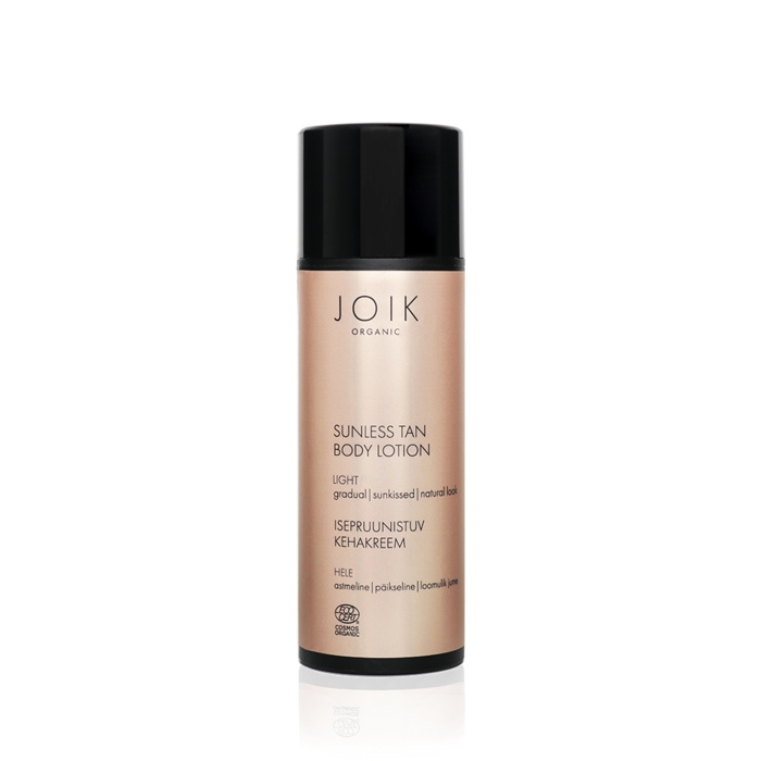 JOIK Sunless Tan Body Lotion Light 100ml