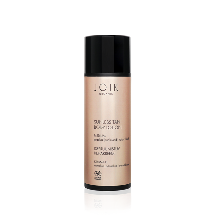 JOIK Sunless Tan Body Lotion Medium 100ml