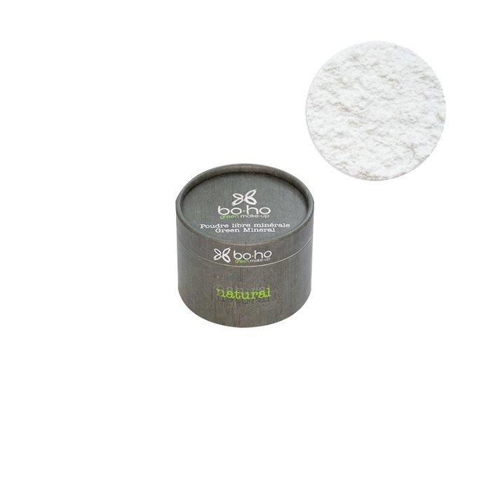 Boho Mineral Loose Powder 10g Translucent White 05