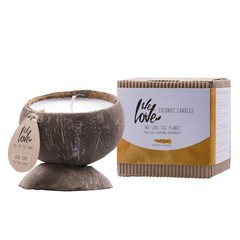 We Love The Planet Vegan Coconut soy wax candle Cool Coco