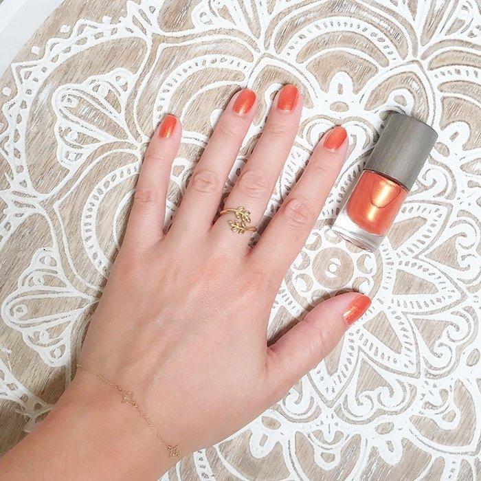 Boho Vegan Nagellak Copper Glitters 88