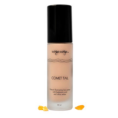Uoga Uoga Comet Tail - illuminating primer with white amber