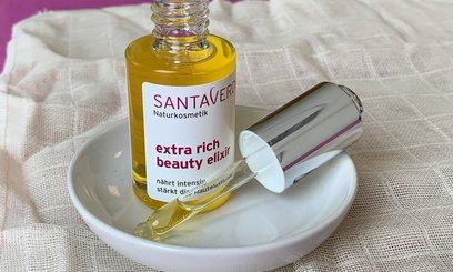 Review Santaverde Extra Rich Beauty Elixir