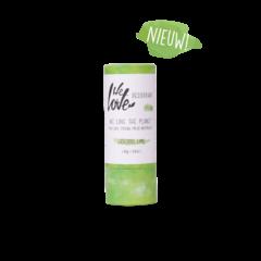 We Love The Planet Natuurlijke deodorant stick Luscious Lime (vegan)
