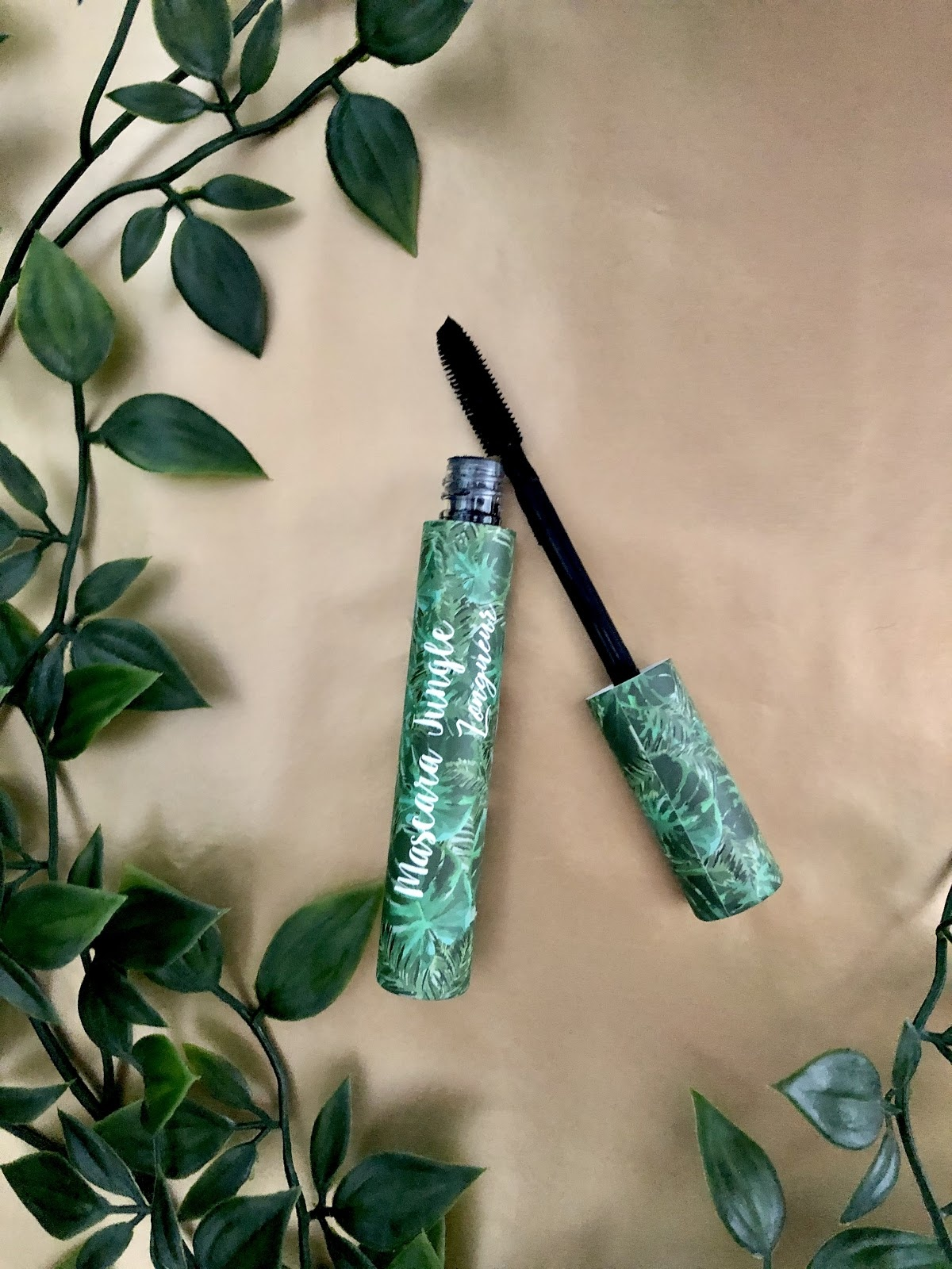 Review Boho Mascara VEGAN Jungle - ultra long lashes