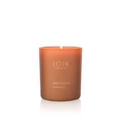 JOIK Vegan Soywax scented candle Apple cider 145 gr.