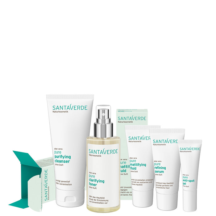 Santaverde  Pure Purifying Cleanser 100ml