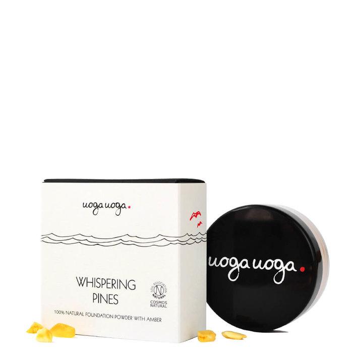 UOGA UOGA  Foundation Powder 8g Whispering Pines 805