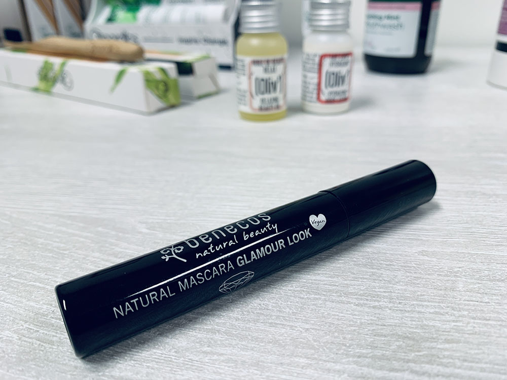 Review Benecos Mascara Glamour Look