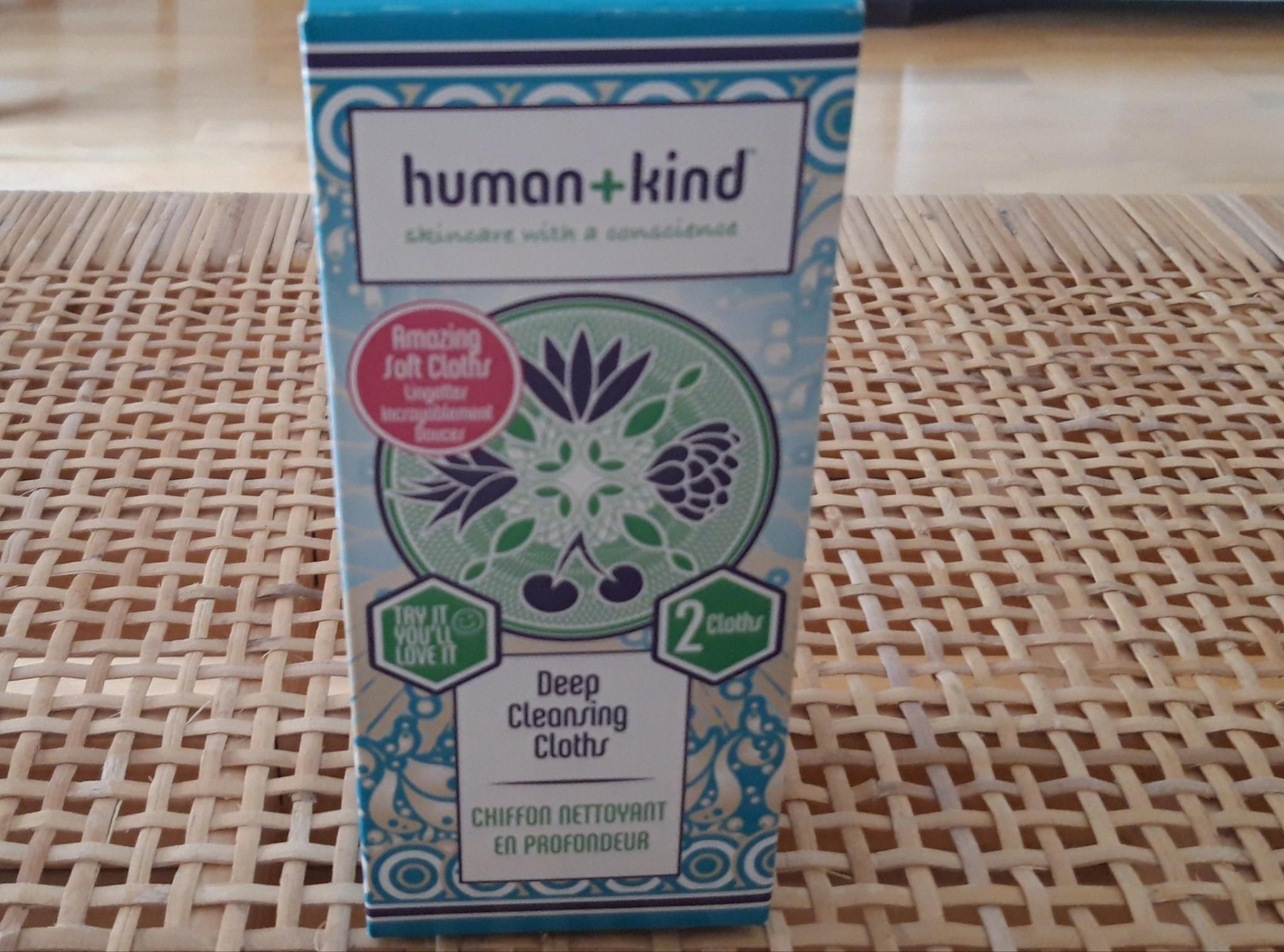 Review HUMAN KIND reinigingsdoekjes