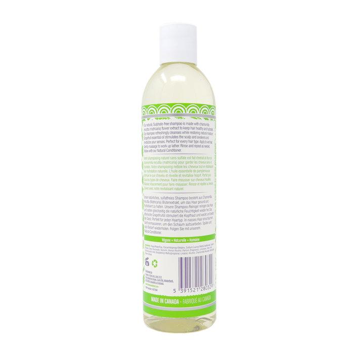 Human + Kind Vegan Shampoo Grapefruit 360ml