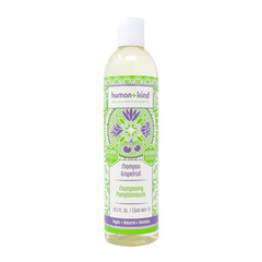 Human + Kind Vegan Shampoo Grapefruit 360ml