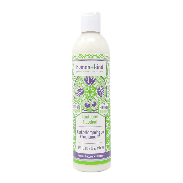Human + Kind Vegan Conditioner Grapefruit 360ml