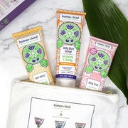Human + Kind Body Care Toilet Bag