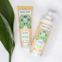 Human + Kind Body Souffle Vegan in pompfles 500ml