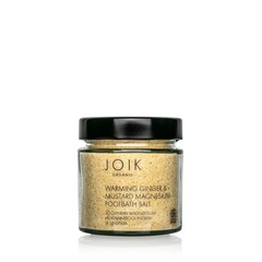JOIK Organic Warming Vegan Magnesium Footbath Salt 200 gr.