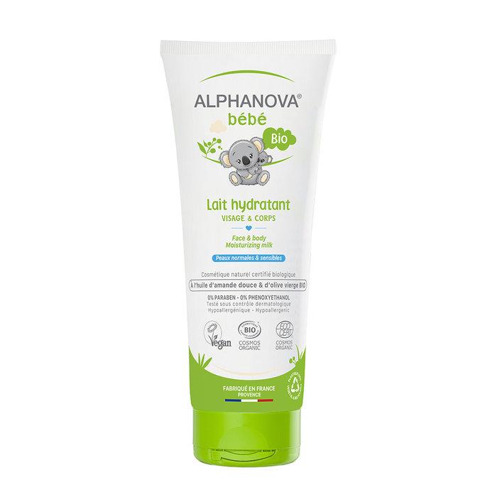 ALPHANOVA Bebe  Moisturizing cream for FACE and BODY 75ml