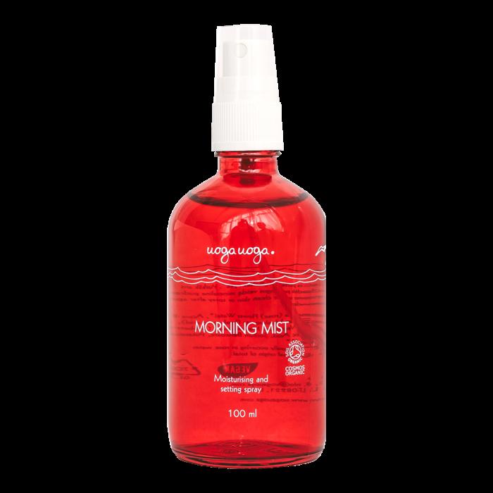 Uoga Uoga Morning Mist - hydrating setting spray with hyaluronic acid 100ml