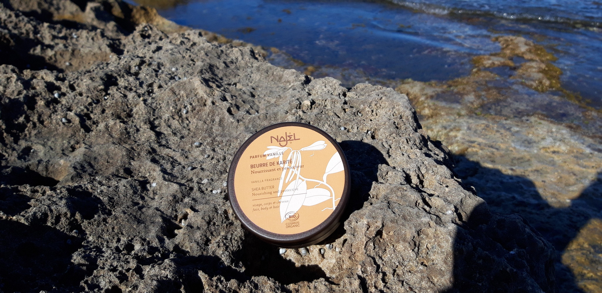 Review Najel pure Sheabutter