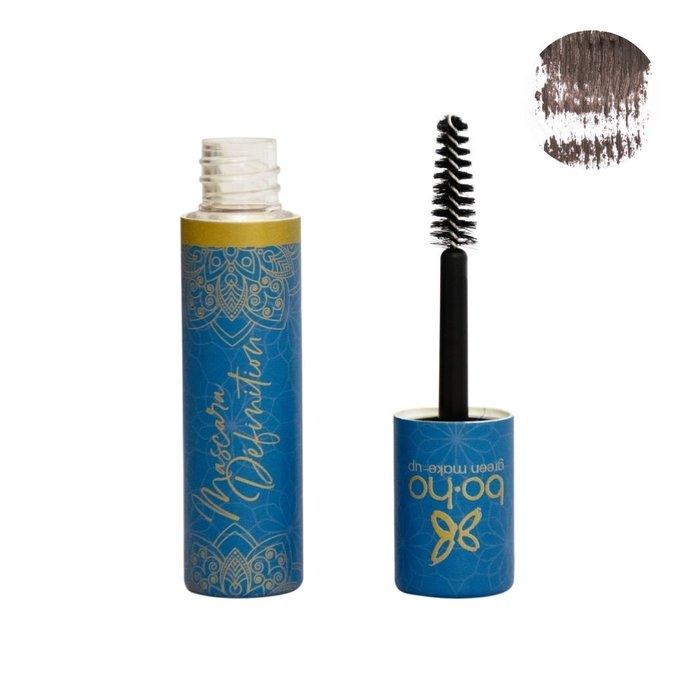 Boho Mascara Definition Marron 02 6ml (bruin)