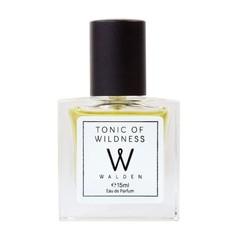 Walden Natural Perfume Perfume Tonic of Wildness 15ml Unisex