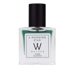 Walden Natural Perfume Parfum A Morning Star 15ml Unisex