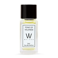 Walden Natural Perfume Perfume Tonic of Wildness 5ml Unisex
