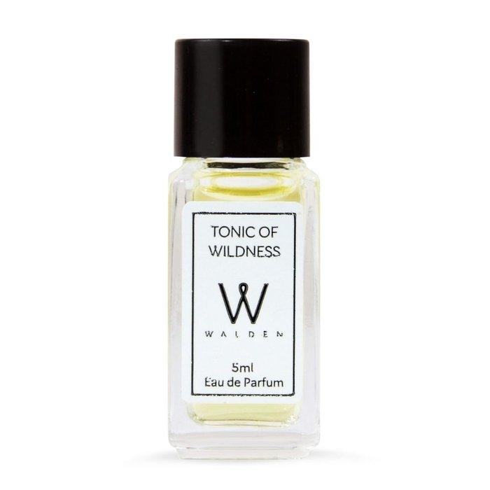 Walden  Perfume Tonic of Wildness 5ml Unisex