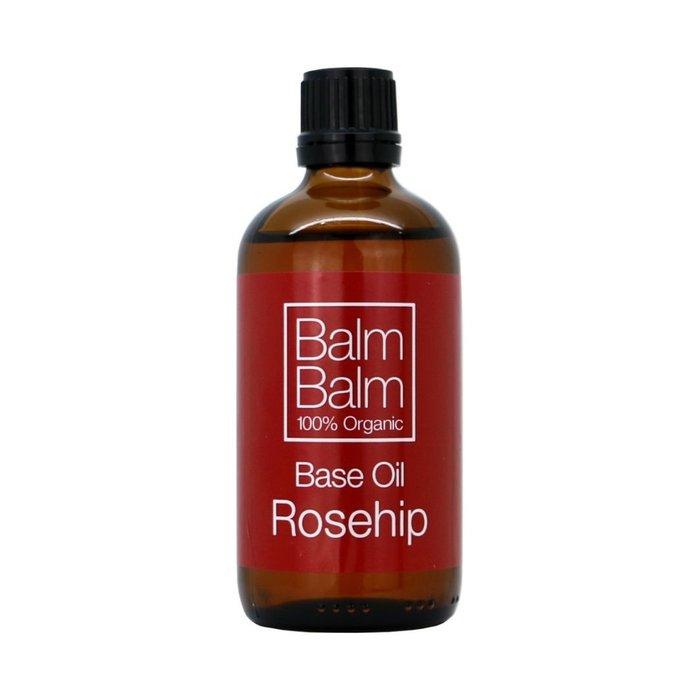 Balm Balm Organic Rosehip Oil 100ml
