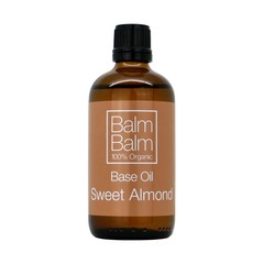 Balm Balm Organic Sweet Almond Oil 100ml