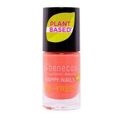 Benecos Vegan Nail Polish Peach Sorbet 20-FREE