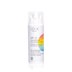 JOIK Organic Gezichts- en bodylotion SPF 15, 150ml