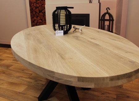 Ovale tafelbladen