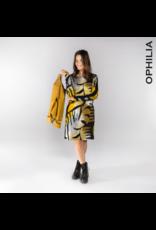 Ophilia Jessie S9 3/4 sleeve print