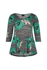 Ophilia Rachel 3  S9 3/4 sleeve stripe