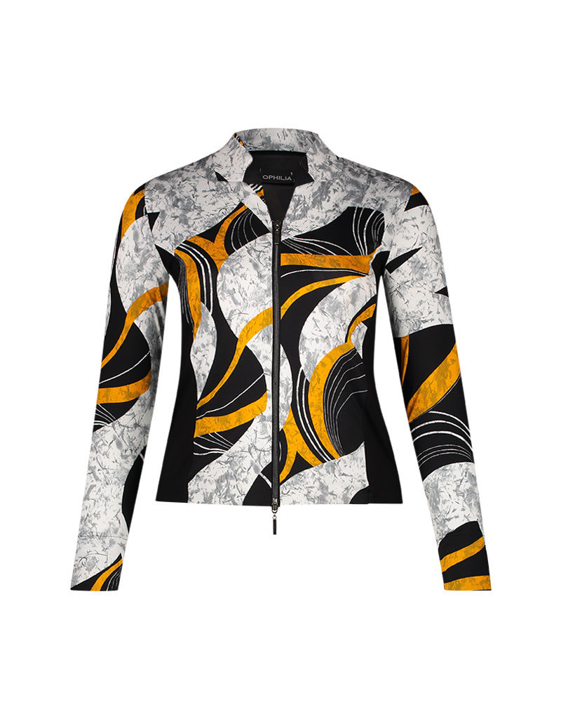 Ophilia Alexis S9 Jersey Print