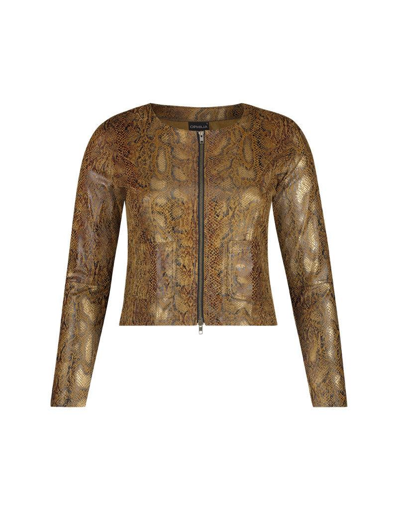 Ophilia Lara 93  fake leather