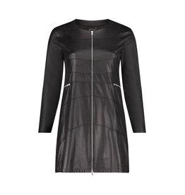 Ophilia Iza fake leather