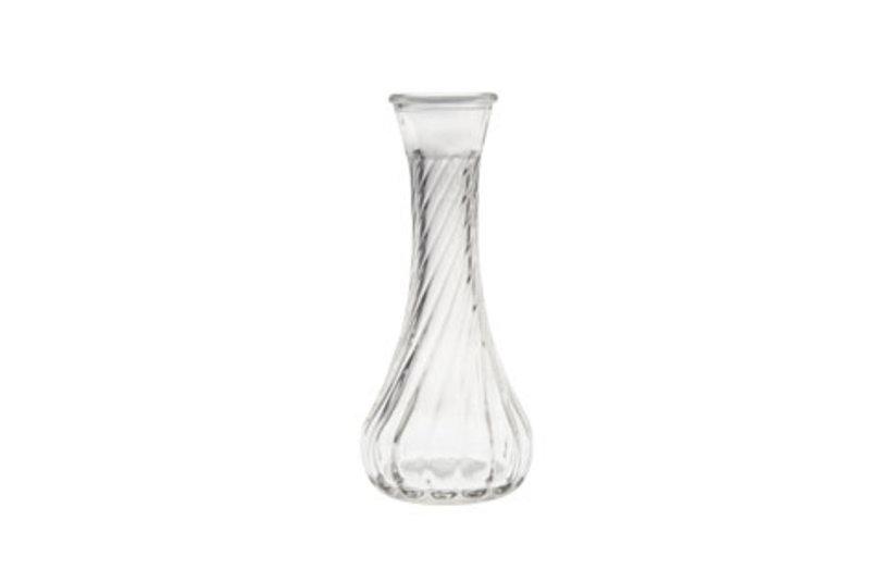TAFELVAAS GLAS D6.5 X H15CM