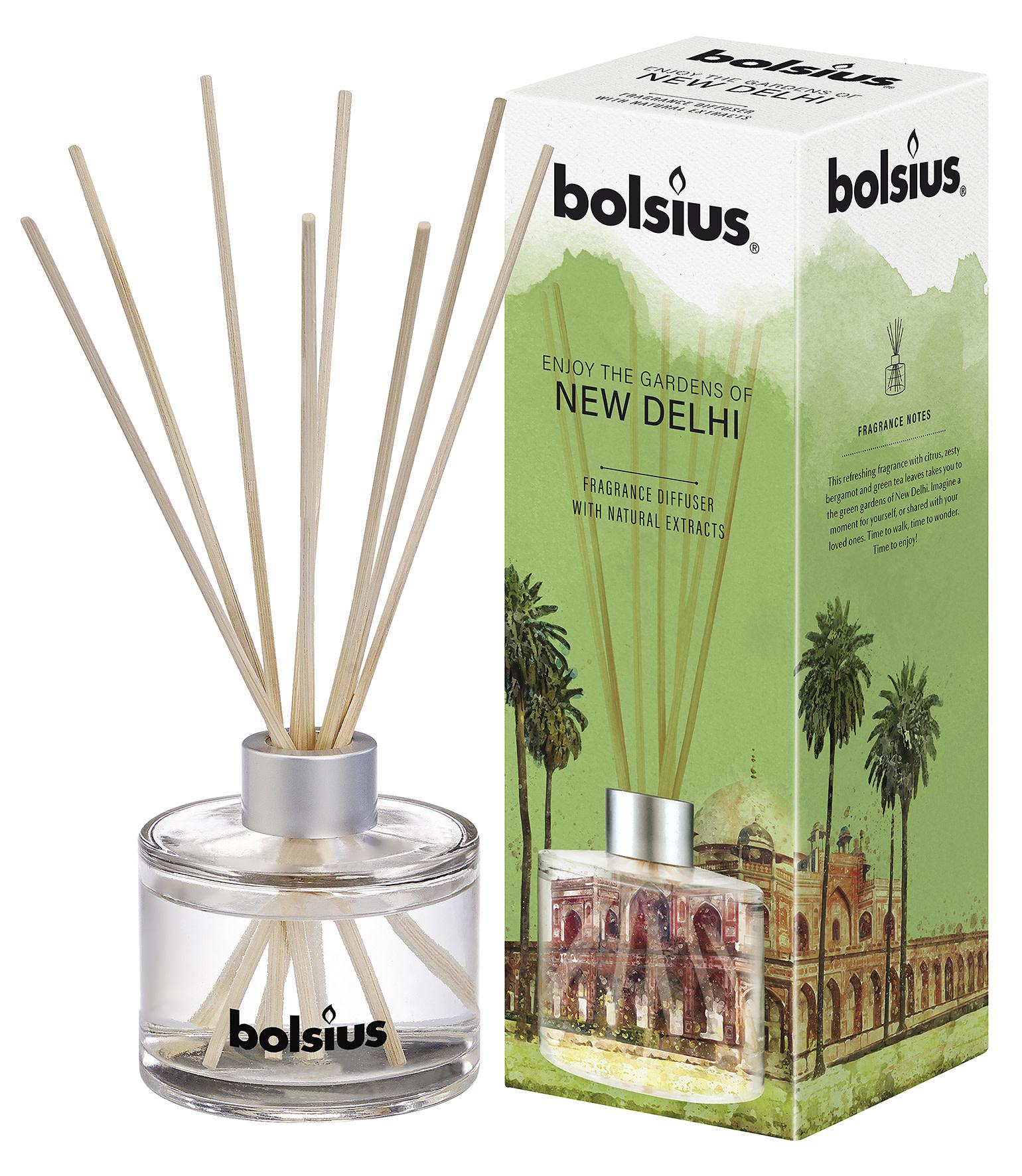BOLSIUS DIFFUSER  100ML NEW DELHI-1